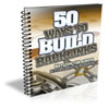 Thumbnail 50 Ways to Build Backlinks
