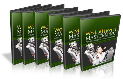 Product picture Work at Home Mastermind
