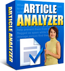 Product picture Article Analyzer