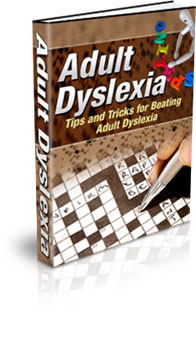 Product picture Adult Dyslexia